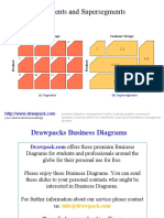 Segments and Supersegments business diagram