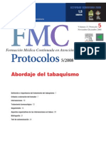 Protocolo 5 tabaquismo