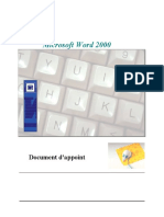Utilisation de Word