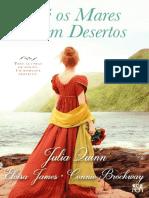 Ate os Mares Serem Desertos - Connie Brockway, Eloisa James & Julia Quinn