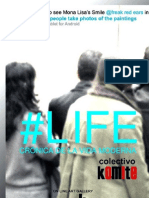 #Life. Crónica de la Vida Moderna, por C-Komite