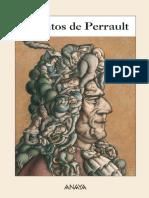Cuentos de Perrault. Anaya