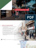 Reporte comercial sector inmobiliario