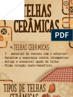 apresentação telhas cerâmicas