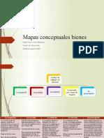 Mapas conceptuales bienes