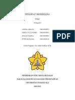 PESAWAT SEDERHANA klp 6
