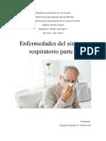 Enfermedades bronquiales