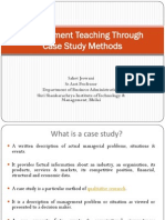 Case Study Methods