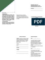 Folder (Pauta de Trabalho)