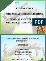 FUNDACION Y ORGANIZACIONES SOLIDARIAS (1)