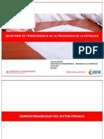 2. Presentación Secretaría de Transparencia