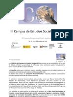 III_Campus_de_Estudios_Sociales_2011