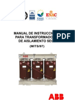02-MANUAL TRAFOS SECOS