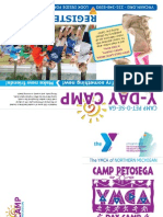 Day Camp Brochure 2011