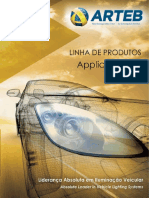 Arteb - Luminaçao Catalogo 2014