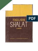Pengajaran Shalat