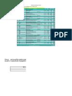 Orçamento sintético - Casa Padrão Popular - PR