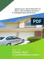 Impuesto Sustitutivo sobre Retribuciones Complementarias
