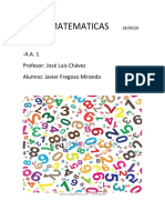 Matematicas Javier Fregoso Miranda 2
