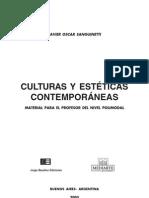 cultura y estetica contemporaneas para docentes de polimodal