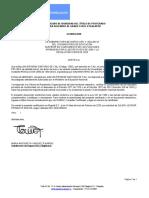 Certificado de Idoneidad Grado 14