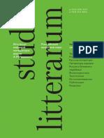 Studia Litterarum 2019 Vol 4