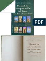 Manual de Interpretacion Tarot Con 78 Arcanos (1)