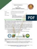Coordinador(a) del proyecto Tierra Sana y Soberana