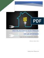 Antecedentes de instalaciones electricas de la vivienda