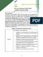 Seminaire Certification Cisco Ccna - 2