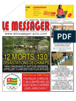 Le Messager N°693