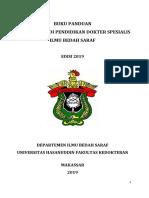 Buku Panduan Bedah Saraf 2019