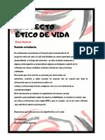 Primer Corte - Formato Proyecto Ético de Vida 2021