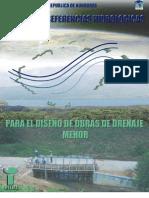 Manual de Referencias Hidrológicas del FHIS