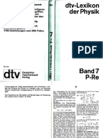 Dtv Lexikon Der Physik Band 7 P-Re