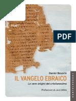 Il Vangelo ebraico. Le vere origini del cristianesimo by Daniel Boyarin (z-lib.org).epub