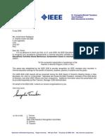 VP Notification Ferrer