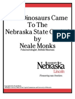How Dinosaurs Came to the Nebraska Capitol