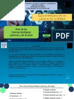 Ciencias Biologicas Quimicas Salud 2018