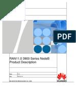 RAN11_0 3900 Series NodeB Product Description