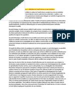 Definition Et l'Evolution de l'Audit Interne .