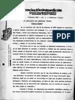 "Compilación de boletines de la ""Asociación Sin Anestesia, Oyentes por la libre expresión"""