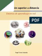 Entornos_aprendizaje Educación a distancia