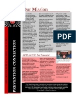 Newsletter Winter 2011
