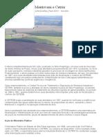 Texto de Referência 1 - Aterros industriais Mantovani e Cetrin _ Áreas Contaminadas