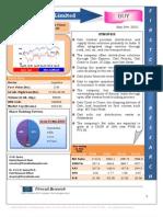 Gati Ltd detailed report