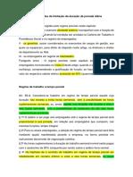 DURAÇÃO DO TRABALHO P2