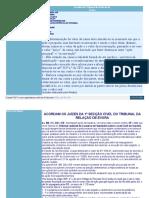 ALTERAÇÃO DO VALOR DA CAUSA E A ALÇADA DO TRIBUNAL-TRE