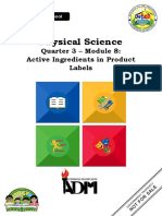 PhysicalScience11 Module8 Active Ingredients in Product Labels (2)