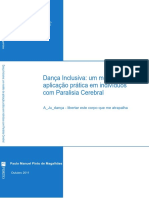 Dana Inclusiva um modelo de aplicao prtica em indivduos com Paralisia Cerebral